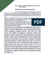 29. Competenza Del Sindaco Per Ordinanza Rimozione Deposito Rifiuti