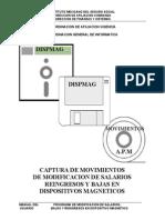 Manual Disp Mag