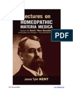 Lectures on Homoeopathic Philosophy by J.T.kent