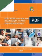 Influenza Vigilancia