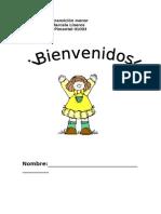 Cuadernillo Pre Kinder