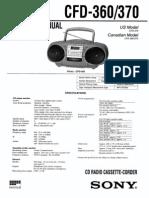 CFD-360 Y 370