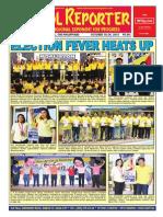 Bikol Reporter October 18 - 24, 2015 Issue