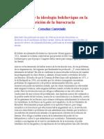 Ideologia Bolchevique y Democracia Castoriadis