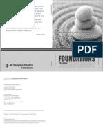 Foundations Track1 Workbook