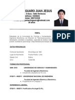 Curriculum Pelaez