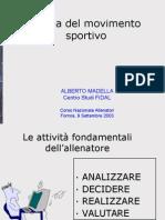 Metodologia Insegnamento Madella-sett. 2003