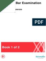 Bar Cuncil Exam Material - Part 1.pdf