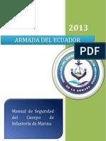 Manual de Seguridad Del Cuerpo de Infantería de Marina