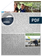 Olsen Newsletter October 2015