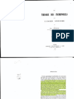 Bréhier - Théorie_des Incorporels Dans l'Ancien Stoïcisme