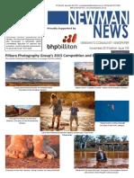 Newman News November 2015 Edition