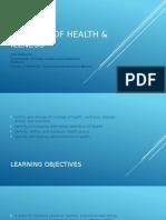 2-CONCEPT of Health & Illness 08-06-2015