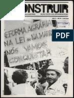 Construir - Folheto Da Aco1988