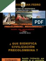 Civilizacion Olmeca y Maya.- Exp. Arq. Carlos