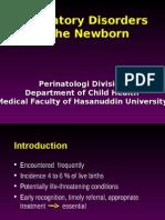 Copy of Respiratory Disorder IDAI 101207