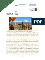 Fundacion de Mendoza