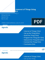 Programming the Internet of Things
