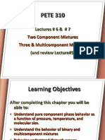 L6-7-Two and 3 Component Mixtures Etc