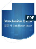 entorno económico de mexico