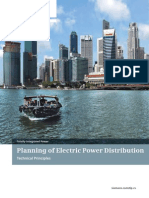 Guide to Planning of Electric Power Distribution