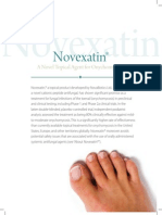 Novexatin Expert Clinical Opinion