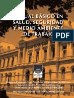 Manual Basico en Salud, Seguridad y Medio Ambiente de Trabajo(1)