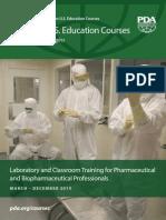 2015 Education Brochure