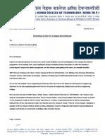 Invitation Letter 2