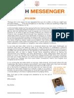 Vol 6 Ed 11 - News Letter November 2015