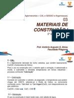 MATERIAIS DE CONSTRUÇÃO I - 03.pdf