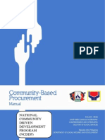 NCDDP Revised CBPM Volume One Ver Oct25_ 2014