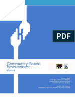 KC - Procurement Manual May 2011