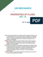 Unit IA Properties of Fluids Compatibility Mode