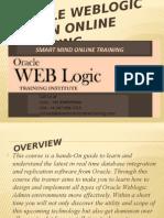 Oracle Weblogic Admin Online Training