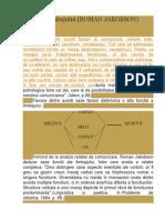 Functiile Limbajului (ROMAN JAKOBSON)