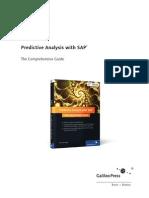 Sappress Predictive Analysis Sap