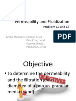 Expt. 5 - Permeability (Pre & Post)