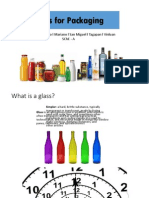 Glass Packaging Report