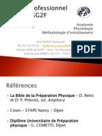 Anatomie Physiologie Méthodologie D_entraînement