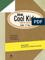 New Cool Kids_inglês_5º Ano_Livro de Testes