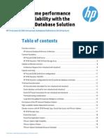 HP Universal DB Solution