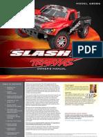 68086OM traxxas slash manual