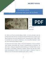 Carta Juan de la Cosa