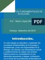 Conceptos Fundamentales de Ecologia
