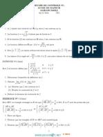 Devoir de Contrôle N°1 - Math - 3ème Technique (2014-2015) Mr Saidani Moez  (1)