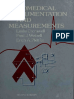 Biomedical Instrumentation and Measurements
