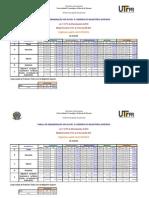 Tabela Remuneração Professor
