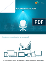 The CXO Challenge Overview