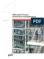 Ifrs and Us Gaap Similarities and Differences 2014